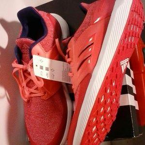 NWT Adidas Cloudfoam Fitfoam RapidRun K 8_8.5